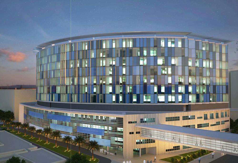 Expansion for Al-Amiri Hospital – Al-Ahlia Integrated