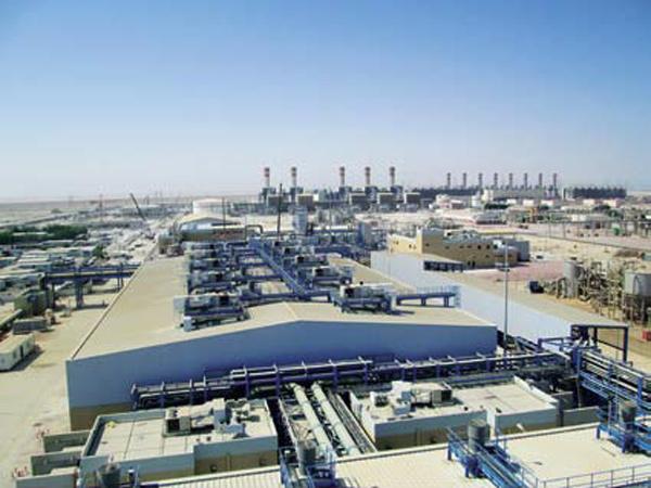Az Zour South Ro Desalination Plant Al Ahlia Integrated